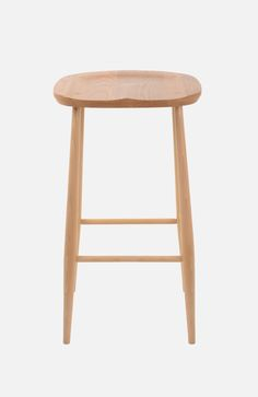 Ercol Originals Retro Tall Bar Stool, Colour | Barstools