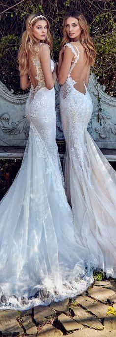 Galia Lahav Spring 2017 Wedding Dress 2 - Deer Pearl Flowers / http://www.deerpearlflowers.com/wedding-dress-inspiration/galia-lahav-spring-2017-wedding-dress-2/