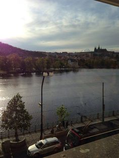The view from the classroom of my Film Style & Form class is incredible #FAMU #Prague #CzechRepublic #CETPrague @CETAcademicPrograms