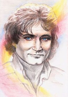 DeviantArt: More Like Robin Williams by SonicClone Robin Williams Art, Like A Shooting Star, All Robins, Captain My Captain, Good Will Hunting, Mork & Mindy, Falling In Love With Him, Stand Up Comedy, Special People