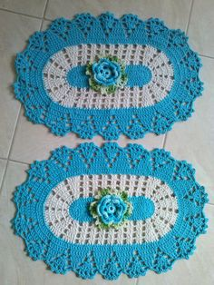 Crochet Table Mat, Crochet Home Decor, Colonial Williamsburg, Filet Crochet, Mary Kay, Doilies, Table Runners, Free Pattern, Diy And Crafts