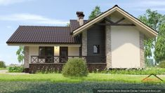 Архитектурный проект небольшой бани – arch-buro.com Design Case, House Plans, Arch, Shed, Outdoor Structures, House Design, Cabin, How To Plan, House Styles