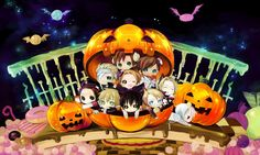 2000x1200px halloween images background by Polonius Round