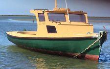 Wood fishing boat 22 Ft 9 Ft Beam NZ kauri Wood ****Price drop****