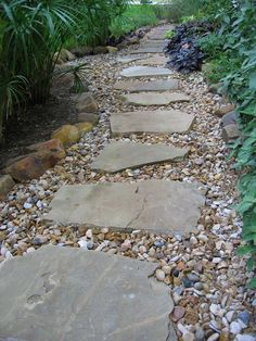 dry creek bed | Austin Lawn Drainage, Dry Creek Beds | Gardening Loves