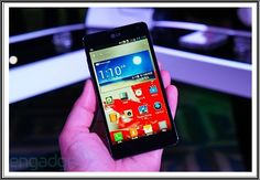LG Optimus: LG better than Samsung Galaxy S3 for the battery life | New Technology