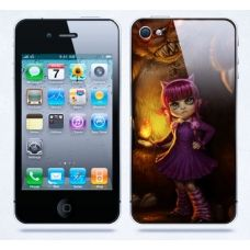 League of Legends Annie iPhone case $25-  someone get me this...omg