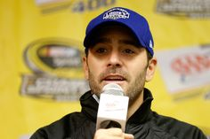 Jimmie Johnson Photos - Dover International Speedway - Day 1 - Zimbio