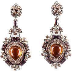 Lanvin Babylon Earrings ($1,570)