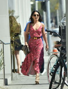 Vanessa Hudgens Out And About In West Hollywood