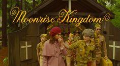 #cinema Il romantico Moonrise Kingdom di Wes Anderson e i suoi fantastici personaggi.
