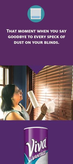 how to clean blinds without removing them