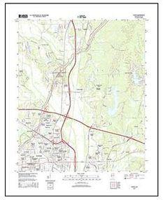 New Magnolia State Maps Adding Trails