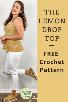 Crochet Vests, Crochet Cardigan Pattern, Crochet Blouse, Crochet Clothes, Crochet Patterns, Crochet Tank Tops, Crochet Summer Tops, Knit Tops, Unique Crochet
