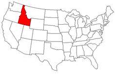 FamilySearch Wiki Idaho #genealogy