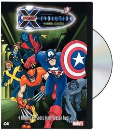 X-Men: Evolution (TV Series 2000–2003)