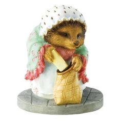 Beatrix Potter Figurine Madame Piquedru la blanchisseuse fait les courses (Import Grande Bretagne): Amazon.fr: Cuisine & Maison