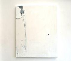 Ingrid van der Kamp | gelaagd | wit | trefzeker lijnenspel | materials | IROK