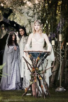 *+*Mysttickal Faerie Folke*+* ...The Time Of The Elves...By Artists @ Lunaesque Creative Photography...