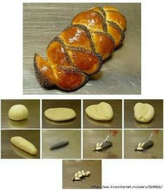 Beautiful epi Bread