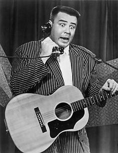"""Singer, Cpl J.P. Richardson US Army (Served 1955-1957) Short Bio: Richardson studied law at Lamar College, while working part time at KTRM radio. In 1955, he joined the US Army, where he spent two years as a radar operator at Fort Bliss in El Paso, TX. Upon his discharge, he returned full time to KTRM radio, and noticing that youths liked a new dance called """"The Bop,"""" he kicked off his radio show as """"The Big Bopper."""" http://army.togetherweserved.com/profile/343440"""