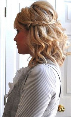 Wedding Styles For Short Hair : Hairstyles For Short Hair For Wedding Day
