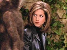 Rachel Green (Jennifer Aniston) ~ Friends Episode Stills ~ Season 2, Episode 15 ~ Ross and Rachel...You Know