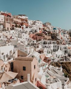 Santorini has been a much lusted after holiday destination in Here we give you an indulgent fix of your favourite place & show you our fave photos! Oh The Places You'll Go, Places To Travel, Travel Destinations, Places To Visit, Adventure Awaits, Adventure Travel, Travel Aesthetic, Adventure Is Out There, Travel Goals