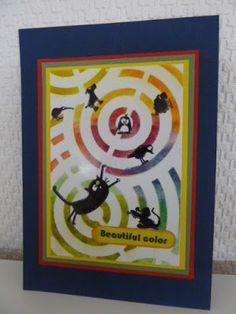 Orsolina creative: Paperminutes Challenge Multicolor