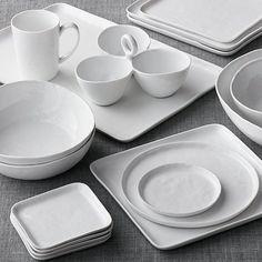 Mercer Square Dinnerware | Crate and Barrel