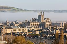 With numerous historic and tourist sites within Bath and surrounding cities, it is worthwhile exploring the intricate architecture and lavish surroundings.
