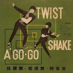 Twist & Shake A Go-Go