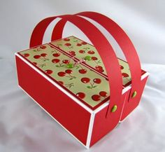 Picnic Box tutorial