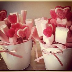 Roze potjes