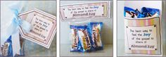 "Missionary Candy Sayings ""Almond Joy"""