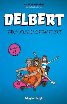 Read my review of Delbert: The Reluctant Spy by Marko Kitti http://www.davidsavage.co.uk/books/delbert-reluctant-spy-marko-kitti-review/