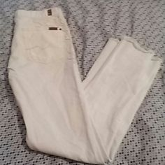 Selling this 7 for All Mankind Jeans in my Poshmark closet! My username is: thriftylizzie25. #shopmycloset #poshmark #fashion #shopping #style #forsale #7 for all Mankind #Denim