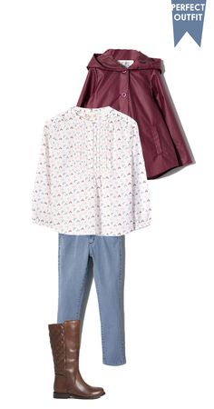 ZIPPY Girl Back to School 2015 #PerfectOutfit #ZYFW15 Girl Collection here!
