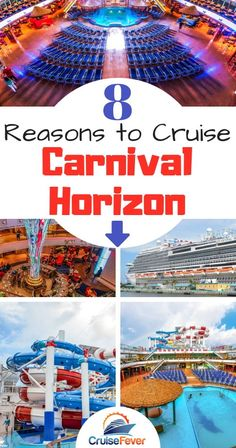 I just got back from a Carnival Horizon cruise and here are 8 things that really stood out.  If you need a reason to check out this ship, you might want to read why I want to sail on Carnival Horizon again.... #cruisefever #carnival #horizon #carnivalhorizon #cruise #cruisehorizon #choosefun