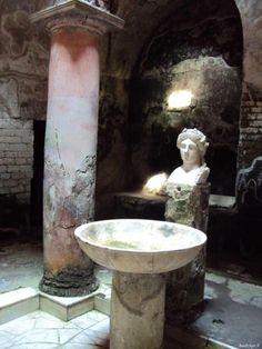 suburban baths, Pompeii Terme suburbane - Pompei