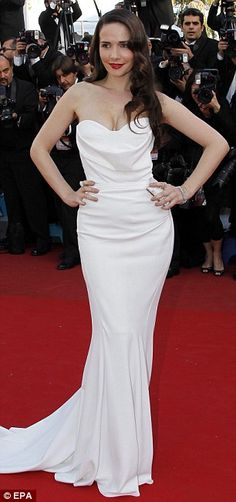 Natalia Oreiro at the Killing Them Softly screening during the 65th Cannes Film Festival in Cannes-France, May 2012