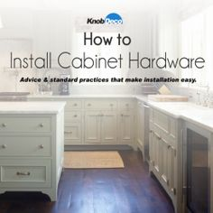 Knob Deco | Cabinet U0026 Door Hardware And Home Accents Tag How To Install,  Cabinet. Kitchen ...