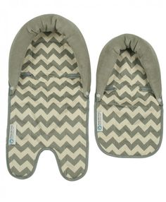 Head Hugger Grey Chevron (I already have the matching pram liner)
