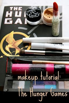 The Hunger Games Makeup Tutorial.