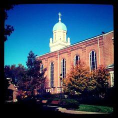 University of Dayton -  Once a flyer, always a flyer    Instagram photo*