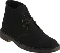 Clarks Desert Boot Toddler - Black
