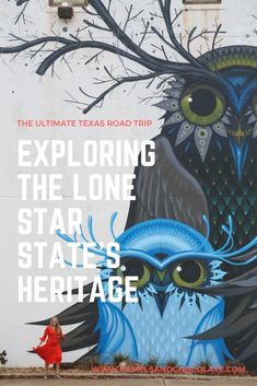 Planning the Ultimate Texas Road Trip. I can't believe the magic of small-town Texas we discovered throughout our seven days traversing its diverse and scenic landscapes on our Ultimate Texas Road Trip. Click through to find out more about our Texas Road Trip Itinerary. | Camels and Chocolate #texas #roadtrip #tripplanning #texasroadtrip
