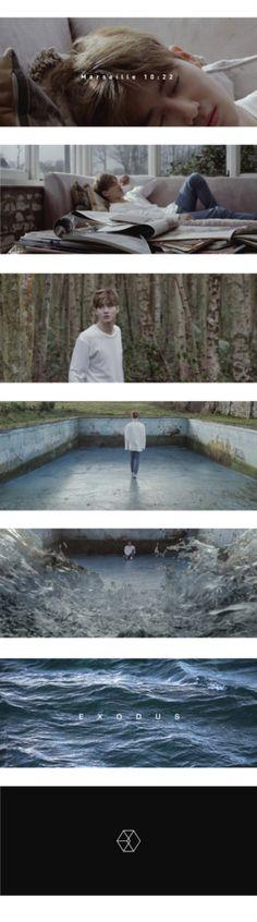 Suho Marseille EXO EXODUS teaser