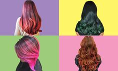 Here's All The Hair Colour Inspiration You Need!