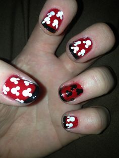 disney nails   Tumblr